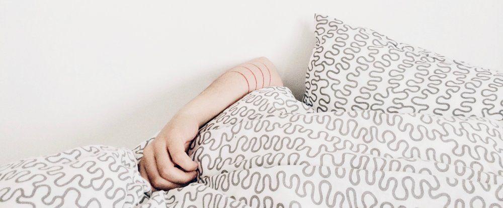 Bliv i sengen med influenza